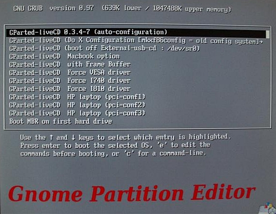 partitionen verwalten programm
