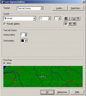 Gerold Dreyer - Reiserouten mit MapCreator zeichnen.