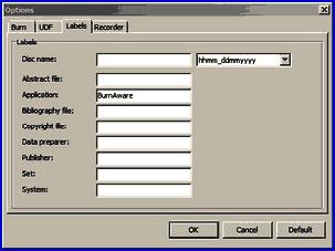 06 burnaware_datedvd_datenoptionen_labels