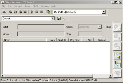 05 cdex_hauptfenster