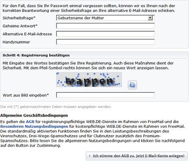 webregistrierung