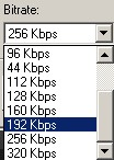 vtmp3cbitrate