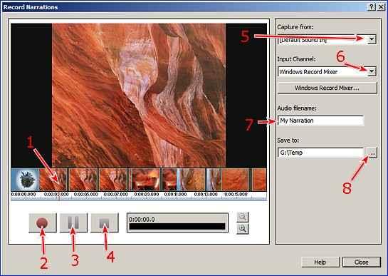 11g videopad_narration_-