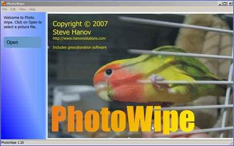 03 photowipe_hauptfenster_-