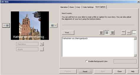 5 Bildbearbeitung Text-