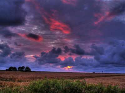 17 photomatix Sonnenuntergang HDR-