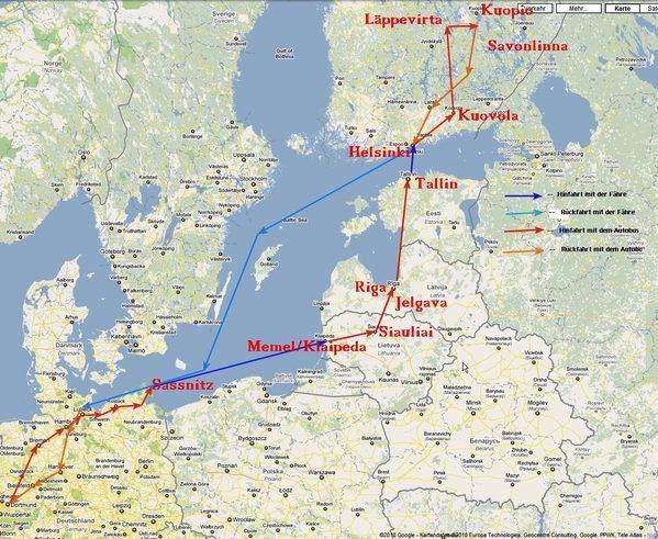 bilder einer reise durchs baltikum nach finnland. Black Bedroom Furniture Sets. Home Design Ideas