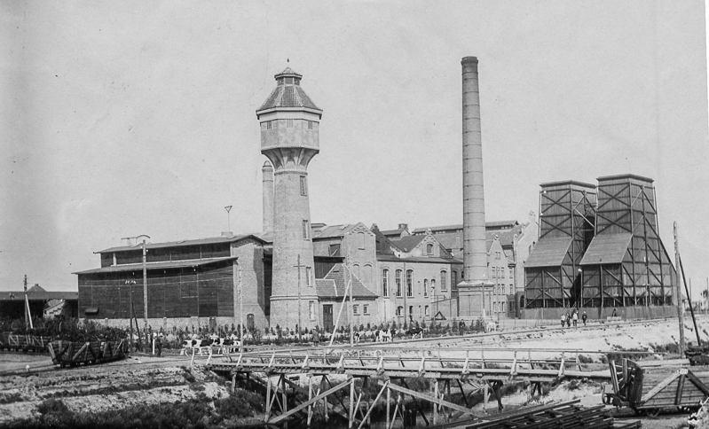 0003a wiesmoor kraftwerk 1910
