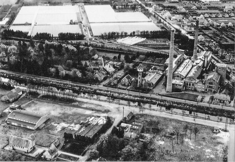 0003b kraftwerk wiesmoor um 1930
