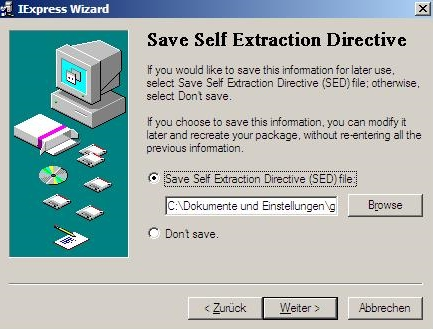 Save Self Extraction Directive.JPG